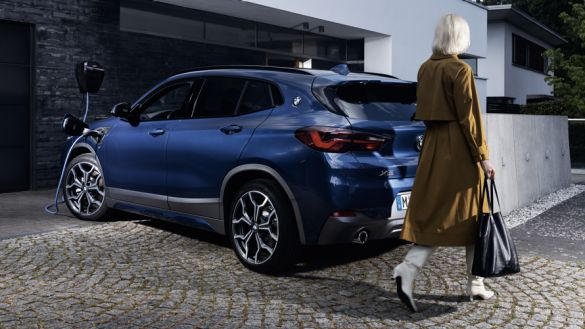 BMW X3 Hybride Rechargeable xDrive