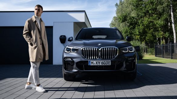 BMW X5 Hybride Rechargeable xDrive
